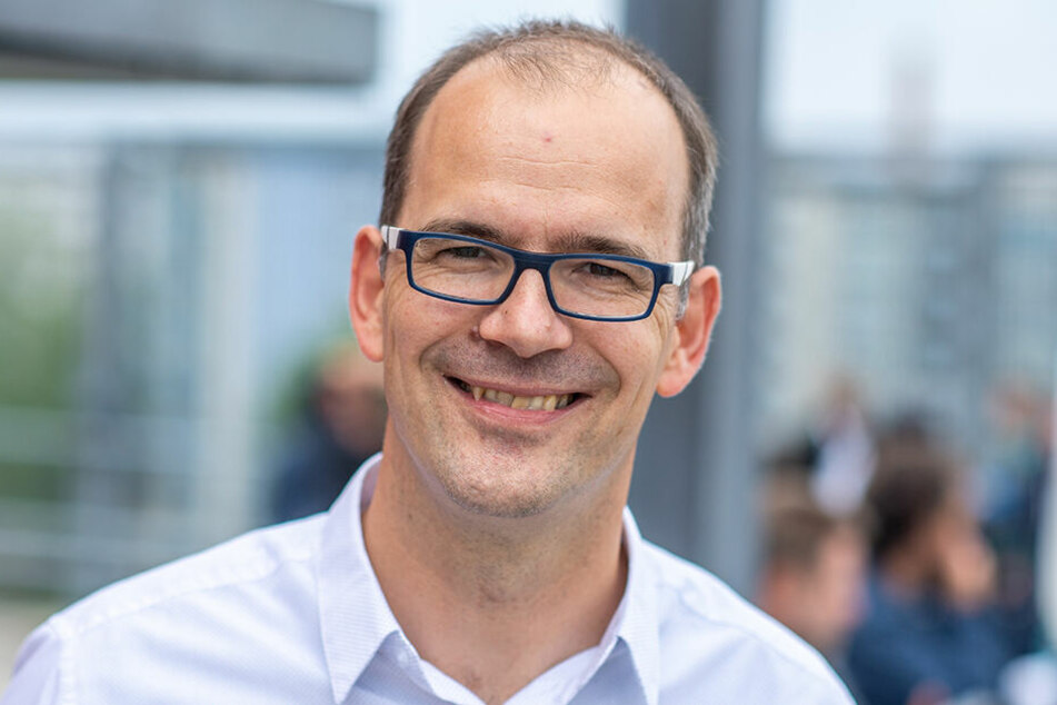 Sören Uhle (44), Geschäftsführer der Chemnitzer Wirtschaftsförderungs- und Entwicklungsgesellschaft (CWE) kann sich über steigende Touristenzahlen in der Stadt freuen.