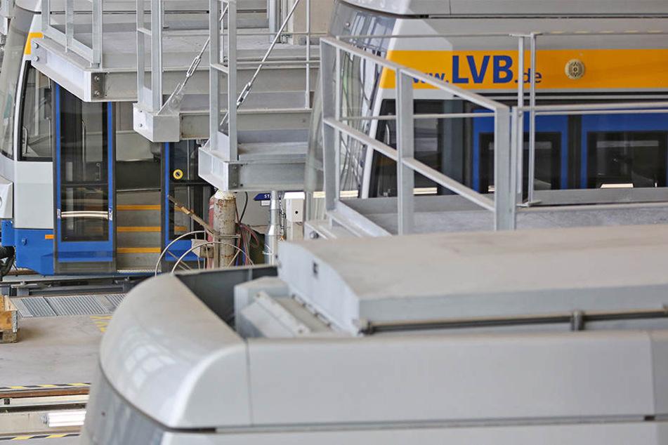 Die LVB werden im Jahr 2017 einiges investieren, um das Bus- und Straßenbahnnetz für die Leipziger auszubauen.