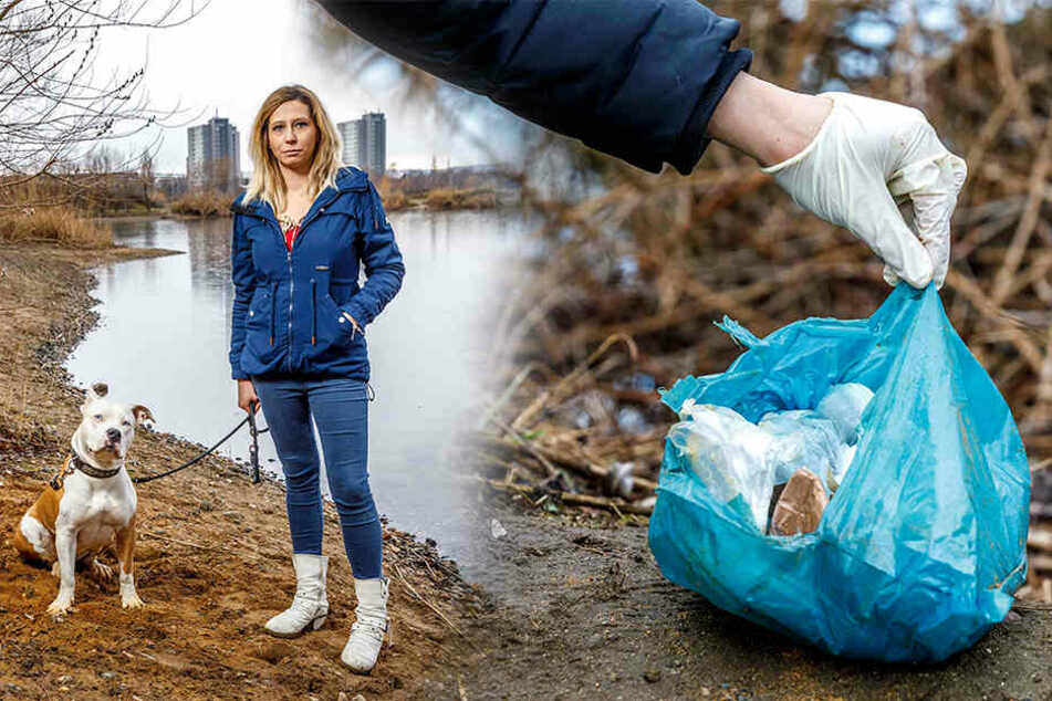 Dresden: Ausgeweidete Kadaver! Tote Meerschweinchen an Kiesgrube verbuddelt
