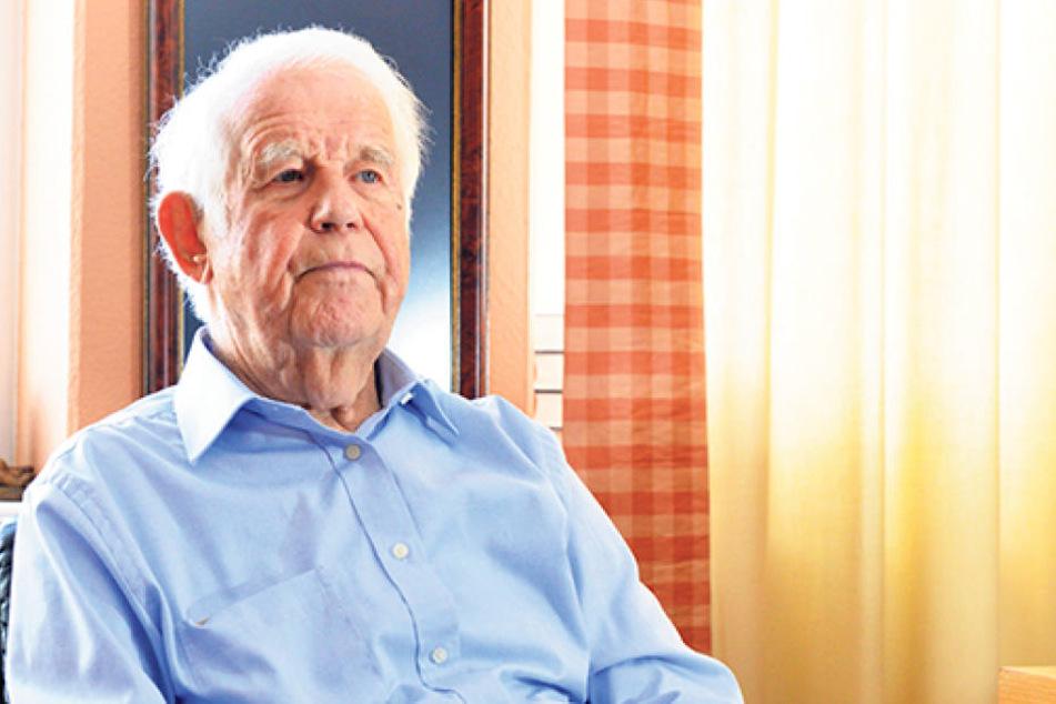 Ex-Ministerpräsident Kurt Biedenkopf (87, CDU).