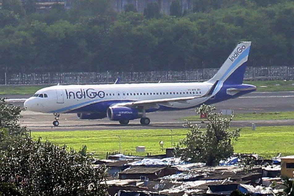 Ein Passagier wurde jetzt aus einer IndiGo-Maschine geschmissen.