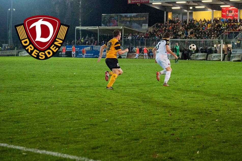 Nach Pokalfight muss Dynamo heute schon wieder ran