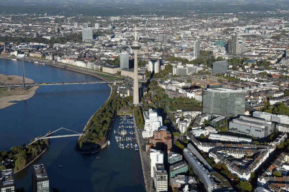 Mehr als 300.000 Menschen aus dem Umland arbeiten werktags in der Landeshauptstadt.