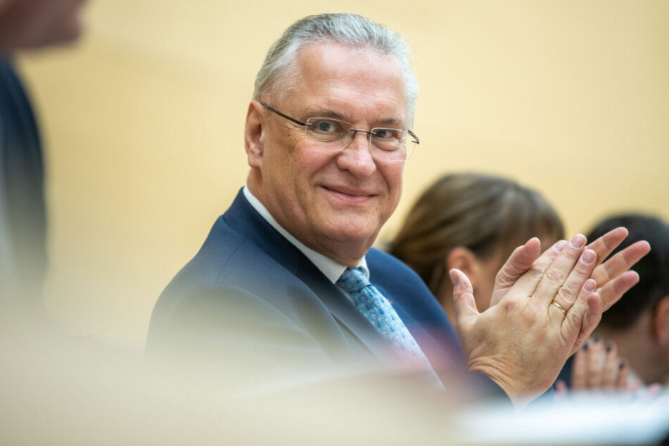 Innenminister Joachim Herrmann (CSU) sieht die VVN-BdA als möglichen Feind der freiheitlich-demokratische Grundordnung.