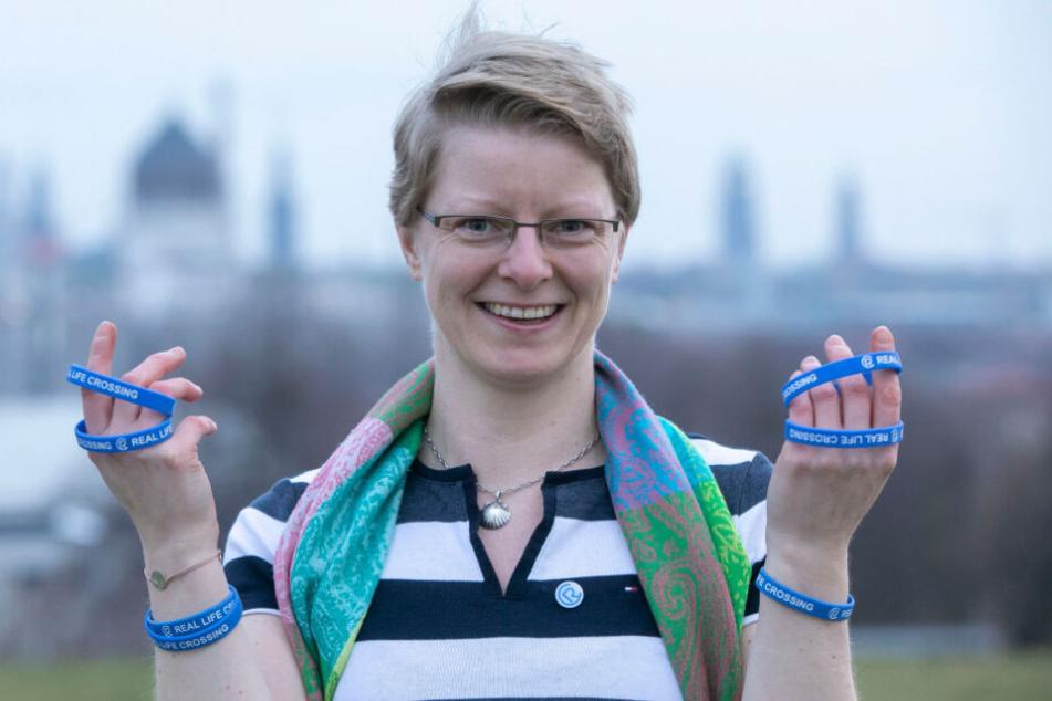 Stephanie Petermann (32) plant die Liebes-Revolution.