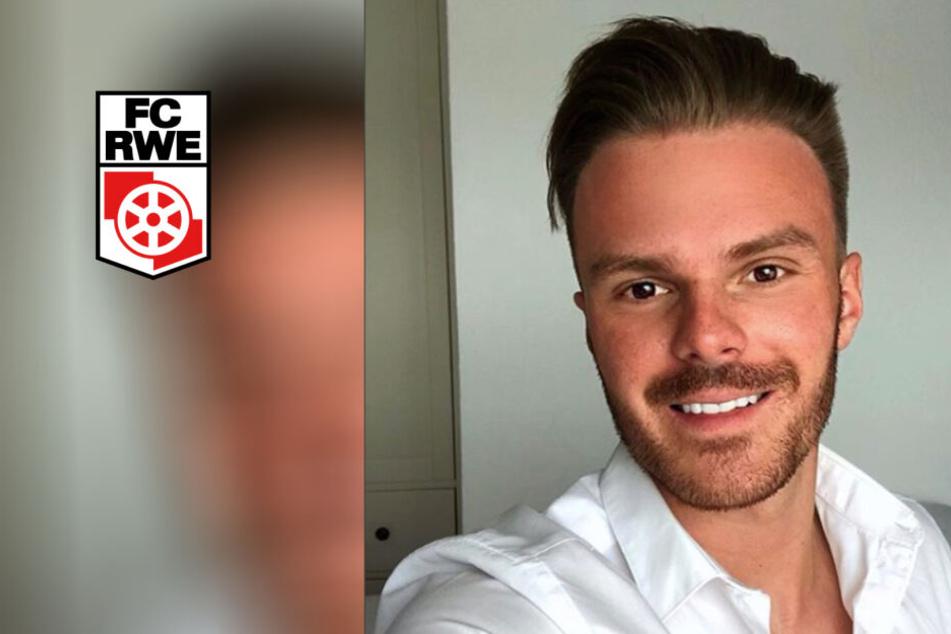 """Ex-""""Bachelorette""""-Kandidat wollte Rot-Weiß Erfurt mit großer Geldspritze retten"""