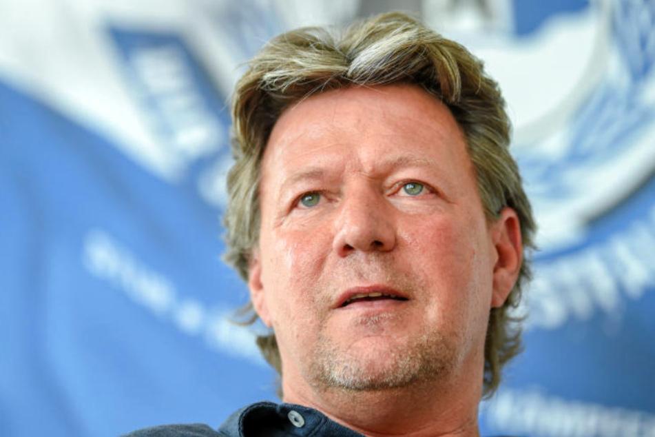 DSC-Coach Jeff Saibene setzte gegen den Landesligisten TuS Viktoria Rietberg auf eine B-Elf.