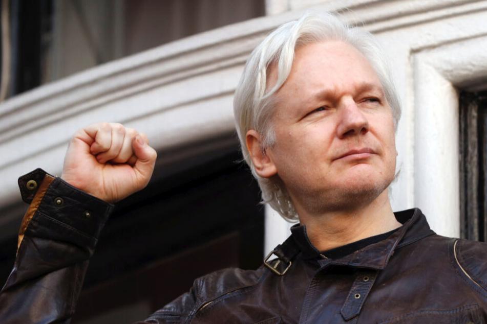 Überraschende Wende im Vergewaltigungs-Fall Julian Assange!
