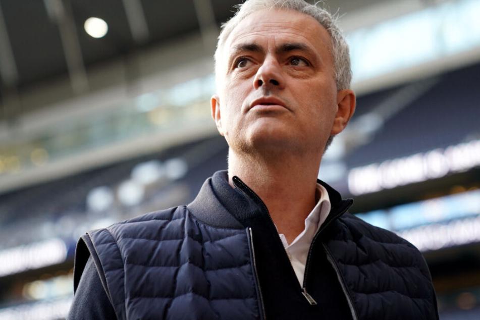 José Mourinho hat bei Tottenham die Nachfolge von Mauricio Pochettino angetreten.