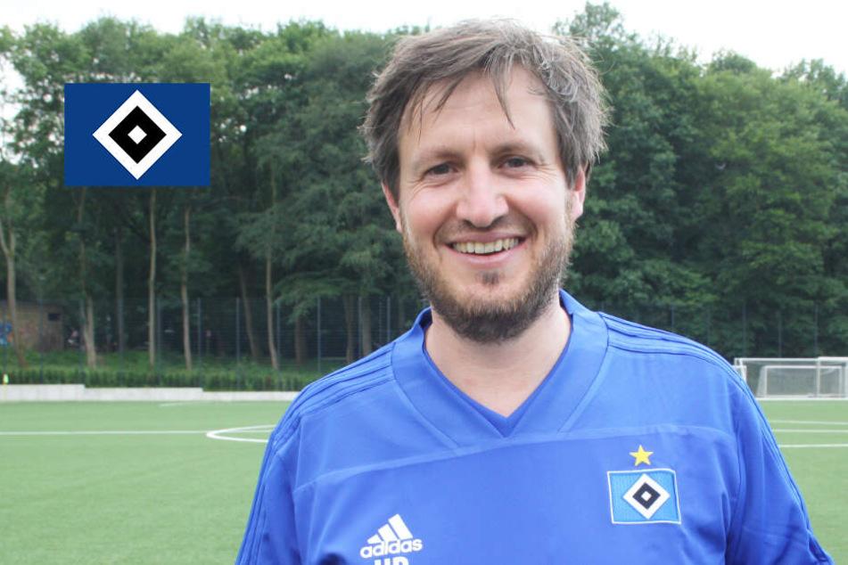 Ex-Aue-Trainer Drews erwischte das HSV-Angebot im Baumarkt