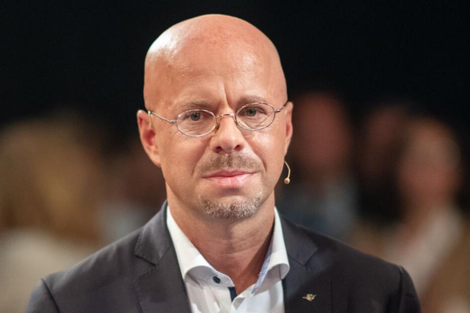 Andreas Kalbitz ist Spitzenkandidat der AfD in Brandenburg.