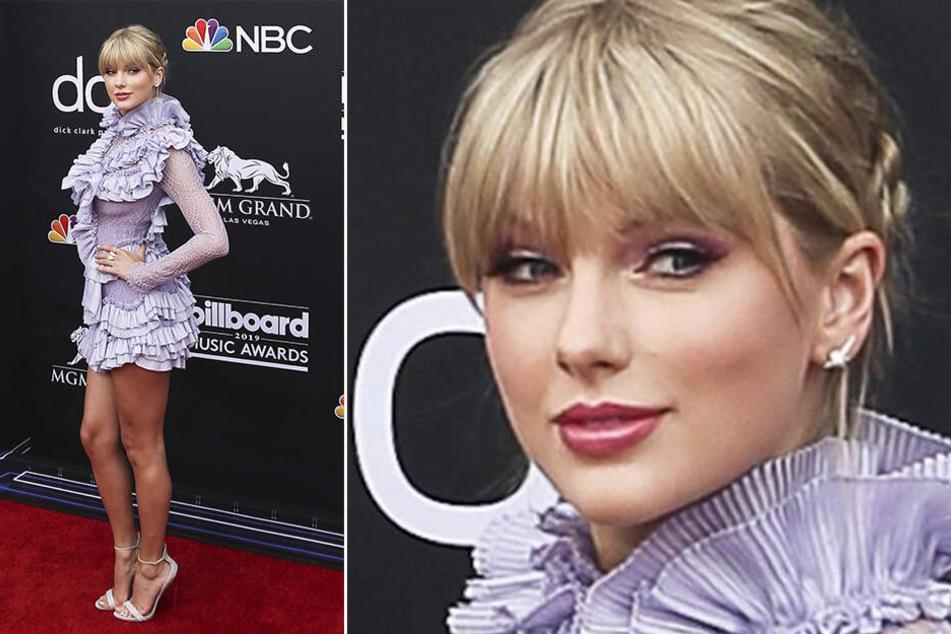 """Ob Taylor Swift (29) der Titel als Topverdienerin 2019 nach dem kürzlichen Ärger über den Verkaufs ihres früheren Plattenlabels """"Big Machine"""" aufmuntert?"""