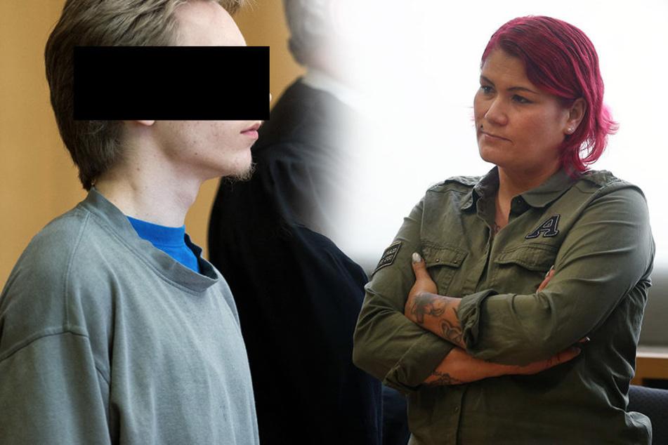 Kindermörder von Herne vor Gericht! Jadens Mutter muss ihm in die Augen sehen