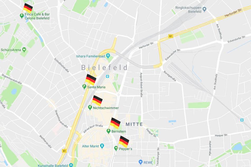 In diesen Bielefelder Locations könnt ihr die Deutschland Spiele schauen.