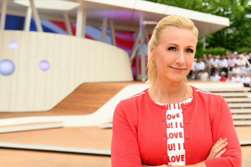 "Erster ZDF-""Fernsehgarten"" 2021: Diese Hochkaräter begrüßt Andrea Kiewel"