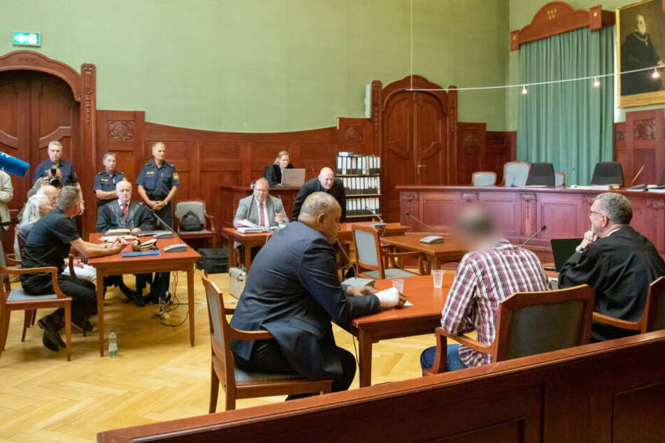 Lebenslange Haft für Mörder von Tramperin Sophia L. aus Leipzig