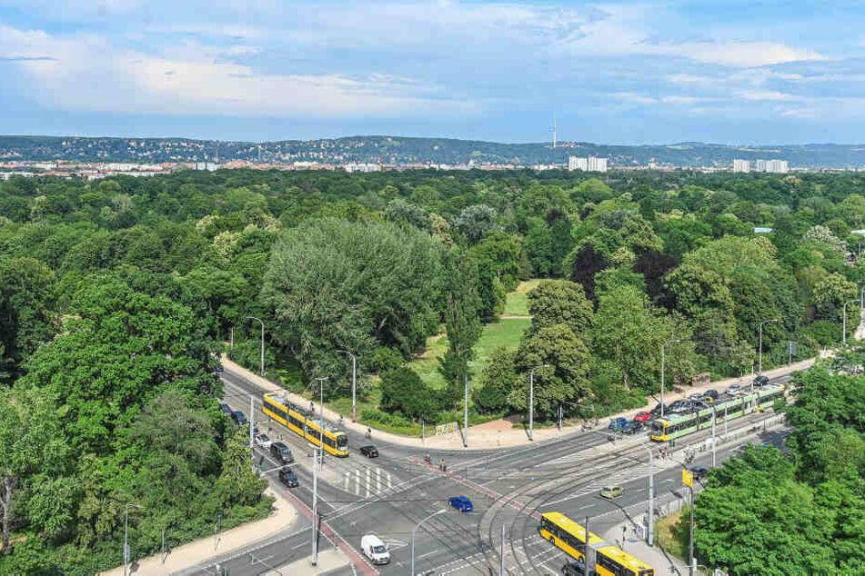 """2035 soll Dresden """"klimaneutrale Stadt"""" sein."""