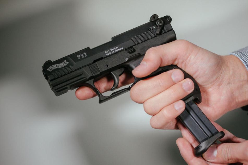 Für die Regelung des Waffenrechts sind die Landkreise zuständig.