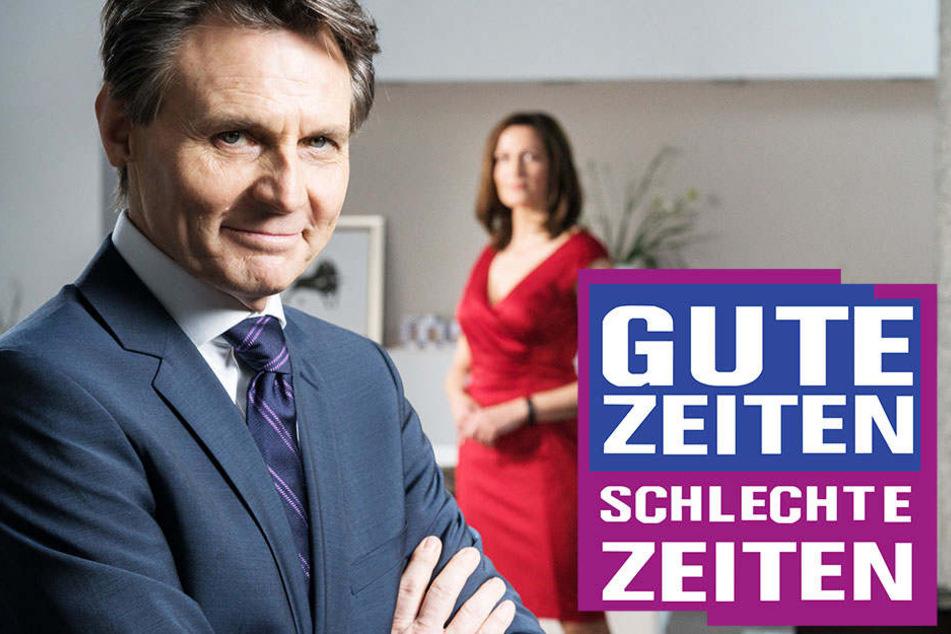 25 Jahre GZSZ: Wurde Wolfgang Bahro durch Jo Gerner reich?