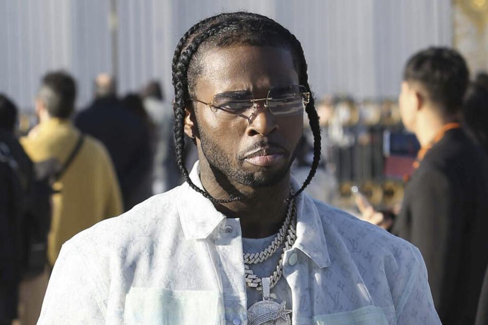 Der US-amerikanische Rapper Pop Smoke verstarb im Alter von nur 20 Jahren.