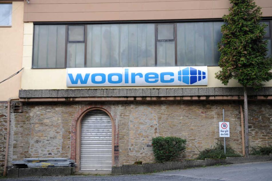 Woolrec machte 2012 die Schotten dicht.