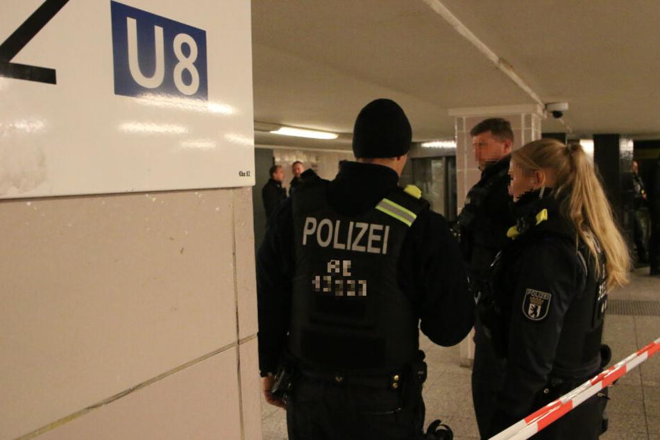 Berlin: Mann wird bei Streit auf U-Bahngleis gestoßen und stirbt!