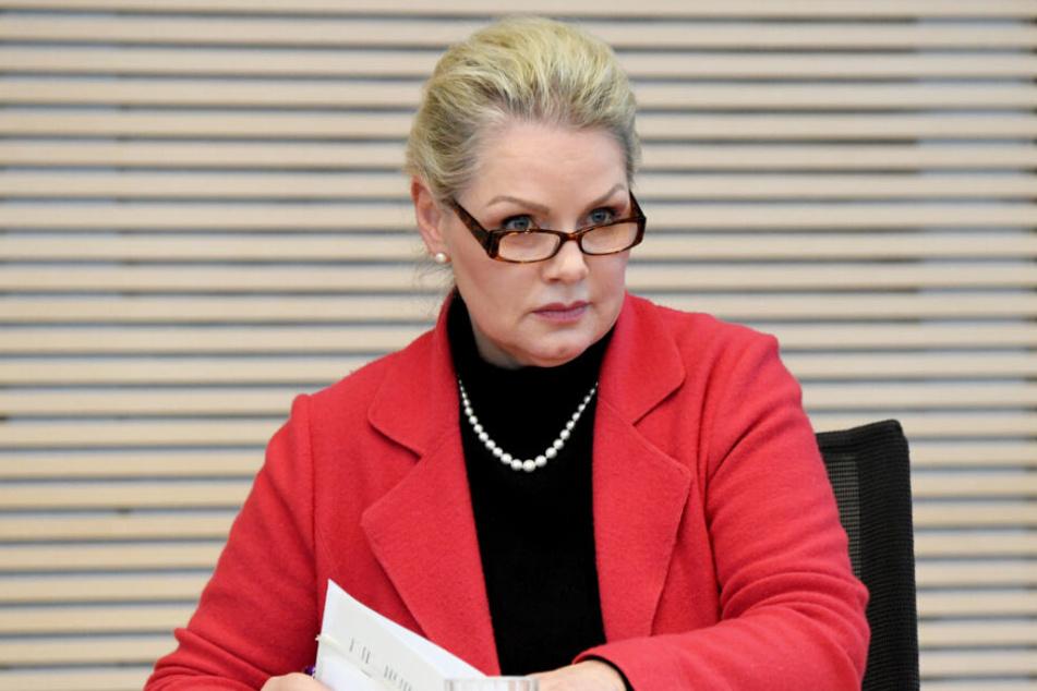 Doris von Sayn-Wittgenstein zieht sich vom AfD-Landesvorsitz zurück.