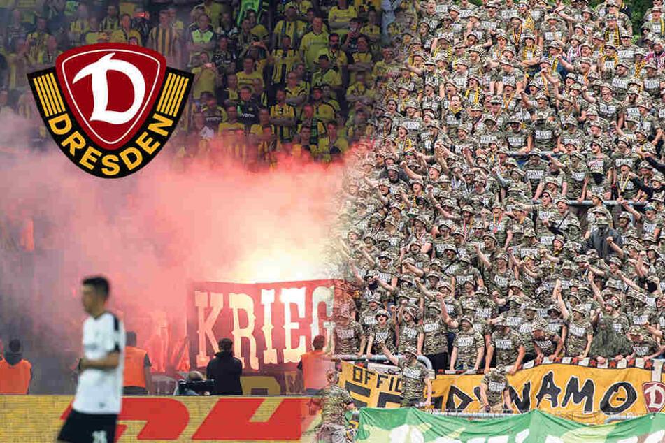 Solidarität der anderen Vereine: Wie will der DFB Dynamo bestrafen?