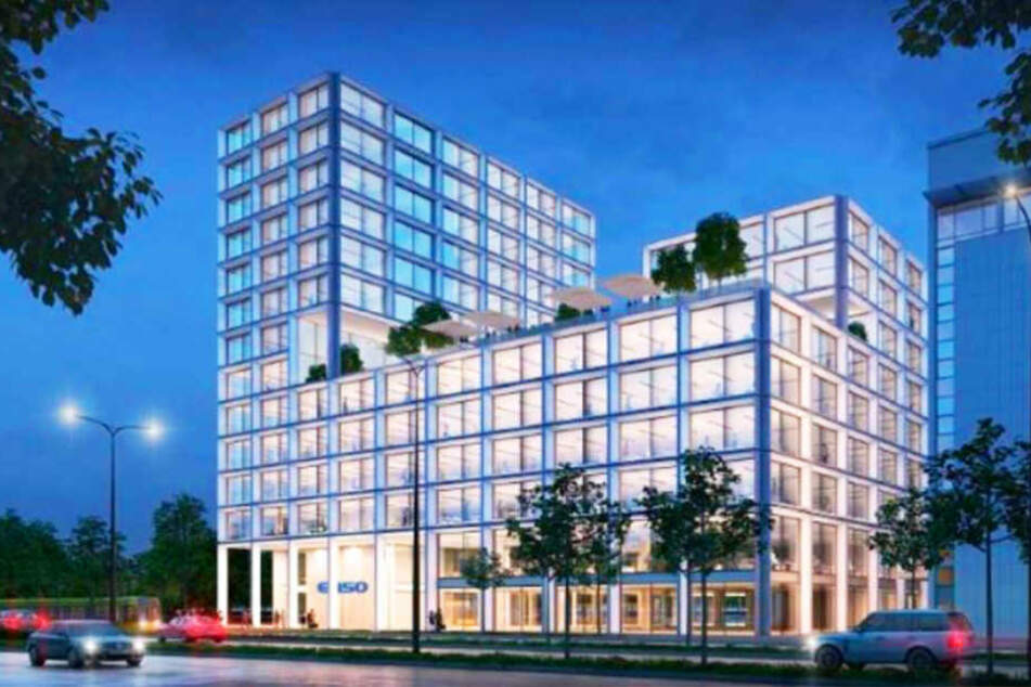 DREWAG und ENSO planen gemeinsames Hauptquartier