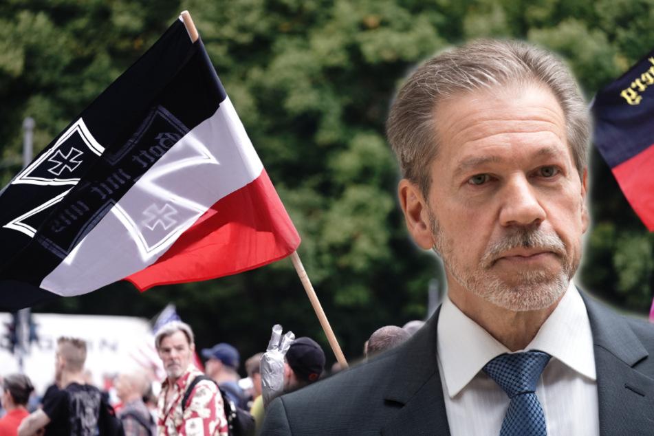 """""""Individual-Terrorismus"""": Corona-Proteste fördern Extremismus"""