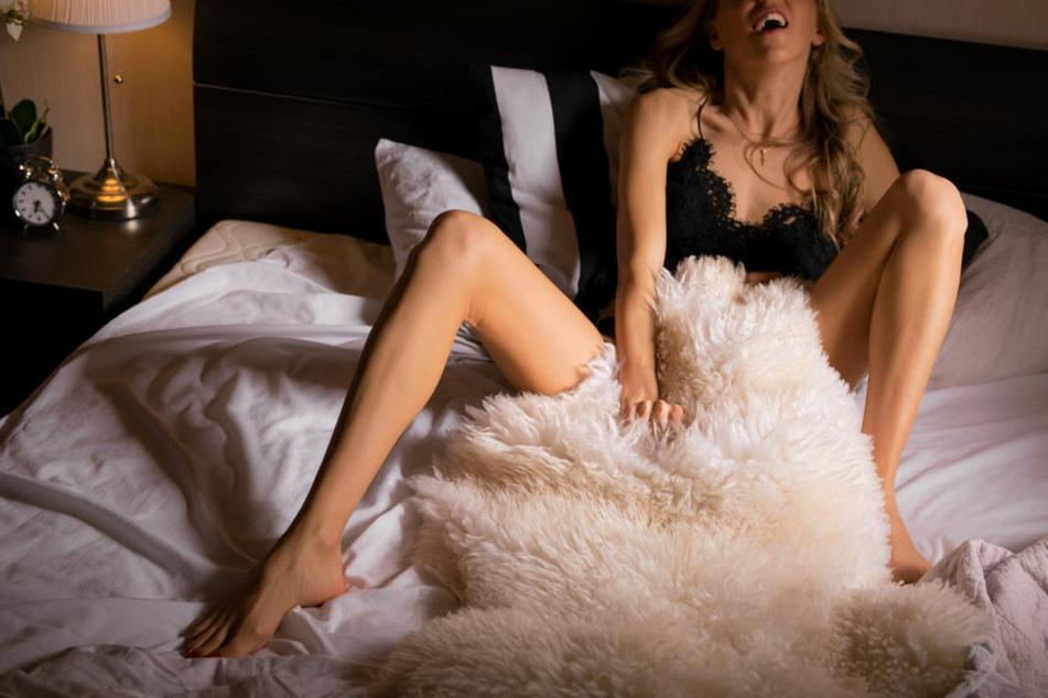 Ist lautes Stöhnen beim Sex okay? Für Saffy schon (Symbolbild).