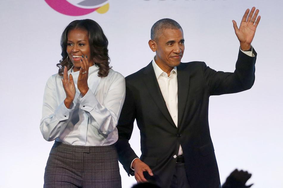 Michelle (56) und Barack Obama (59) treten in der Öffentlichkeit immer mit einem Lächeln auf den Lippen auf. Doch privat leidet die zweifache Mutter gerade unter einer leichten Depression.