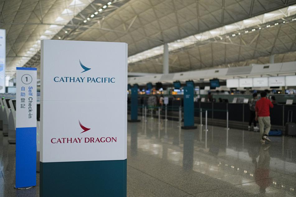 Cathay Pacific soll mit einer Milliarden-Finanzspritze gerettet werden.