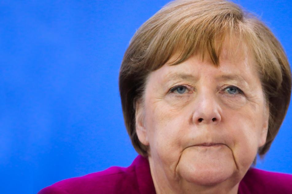 Kanzlerin Merkel über Corona-Krise: Bund und Länder müssen gemeinsam vorgehen