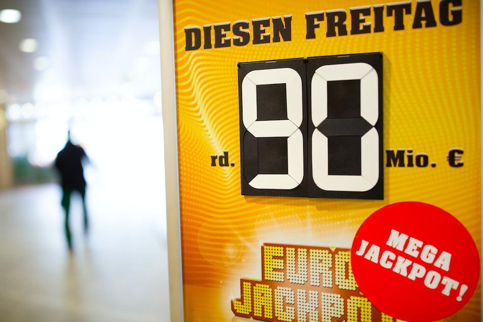 90 Millionen Euro! Mega-Jackpot in Bayern geknackt
