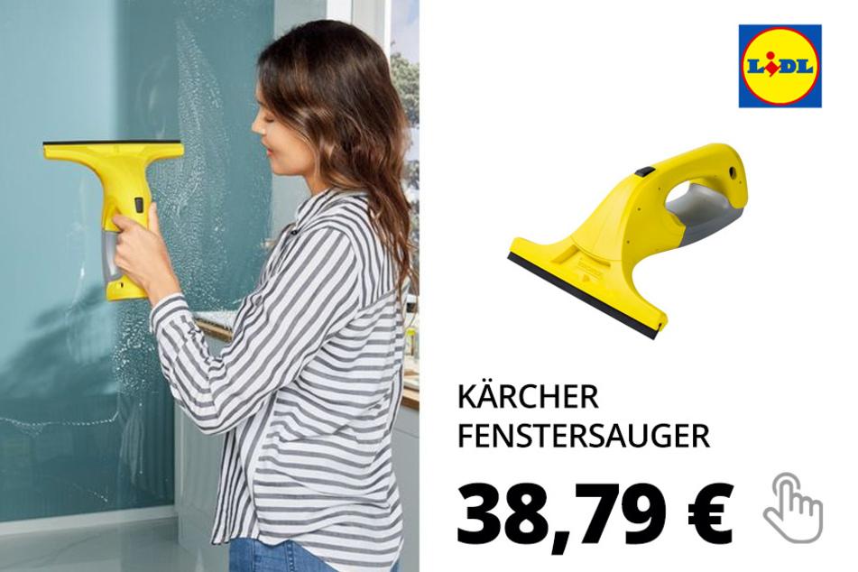 Kärcher Fenstersauger KWI 1 Plus
