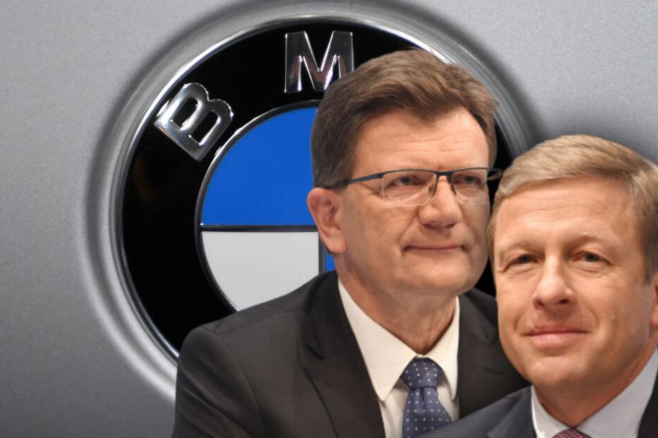 Der 5-Millionen-Euro-Job: Wer wird neuer BMW-Chef?