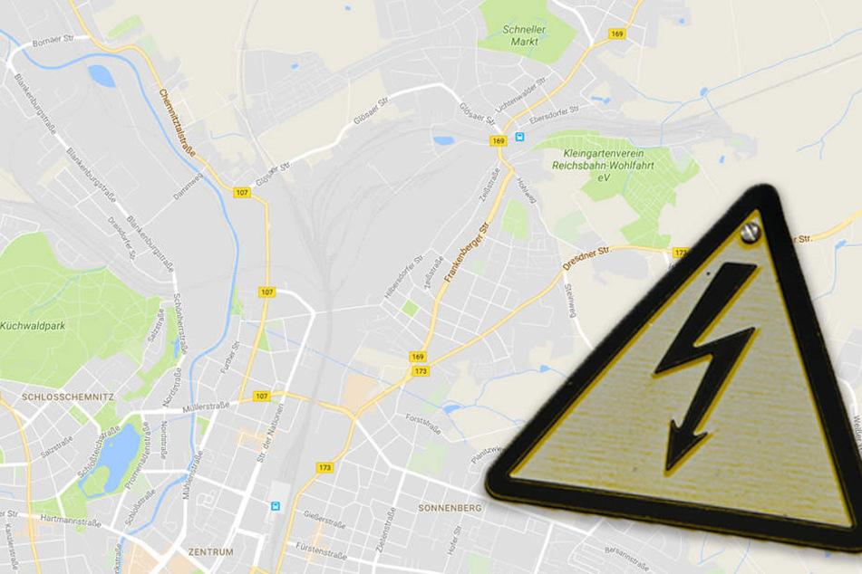Stromausfall legt mehrere Chemnitzer Stadtteile lahm