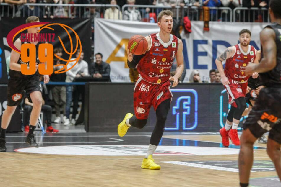 Chemnitzer Basketballer Wimberg für Nationalmannschaft nominiert