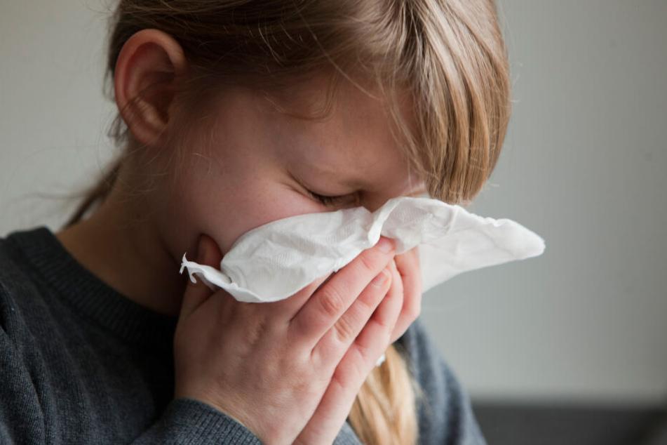 In Bayern gab es 2019 mehr Grippefälle als im Jahr davor. (Symbolbild)