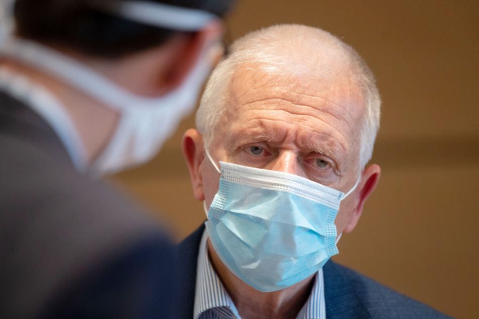 Stuttgarts Oberbürgermeister Fritz Kuhn (64, Grüne).