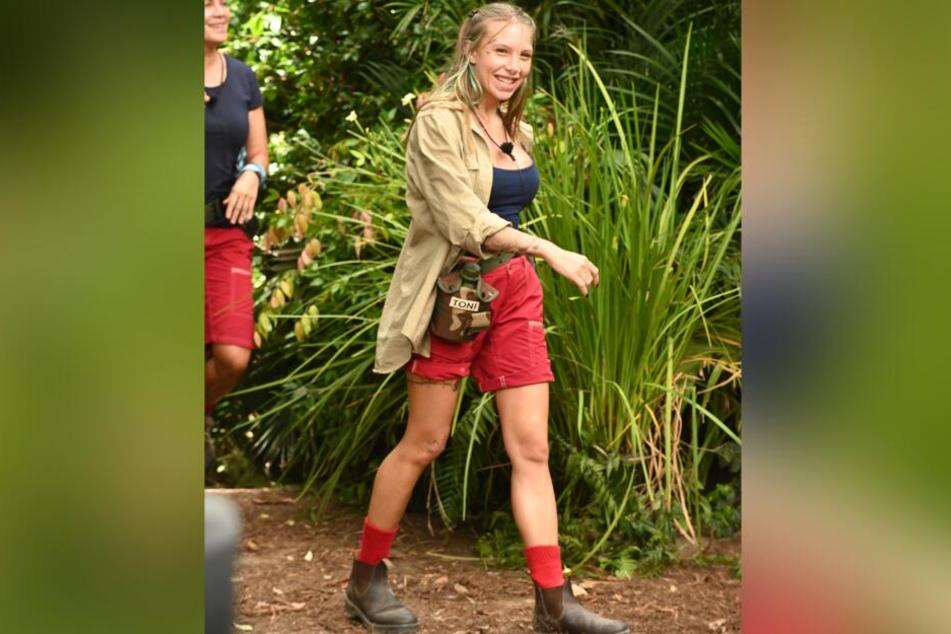 Toni Trips hat im Dschungel ordentlich abgespeckt.