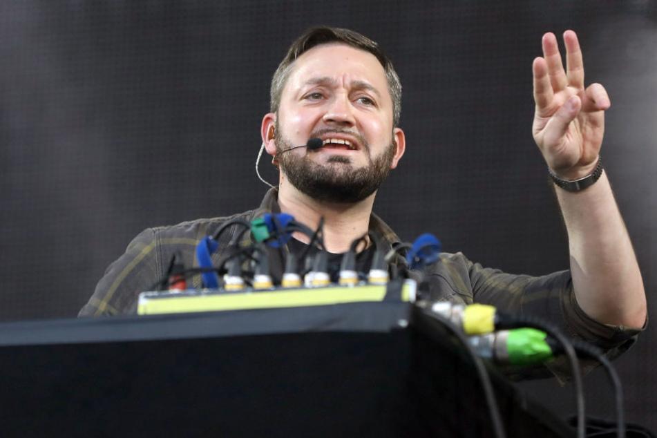 Fritz Kalkbrenner hat am 16. Februar sein fünftes Album veröffentlicht.