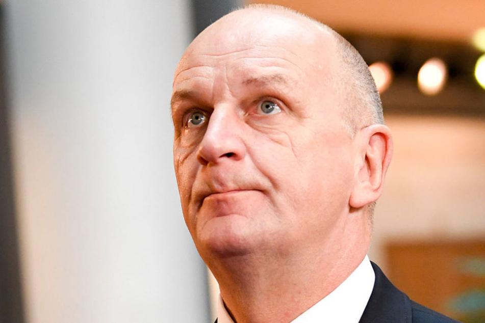 Der Druck war zu groß: Dietmar Woidke gab den Stopp der umstrittenen Kreisreform bekannt.