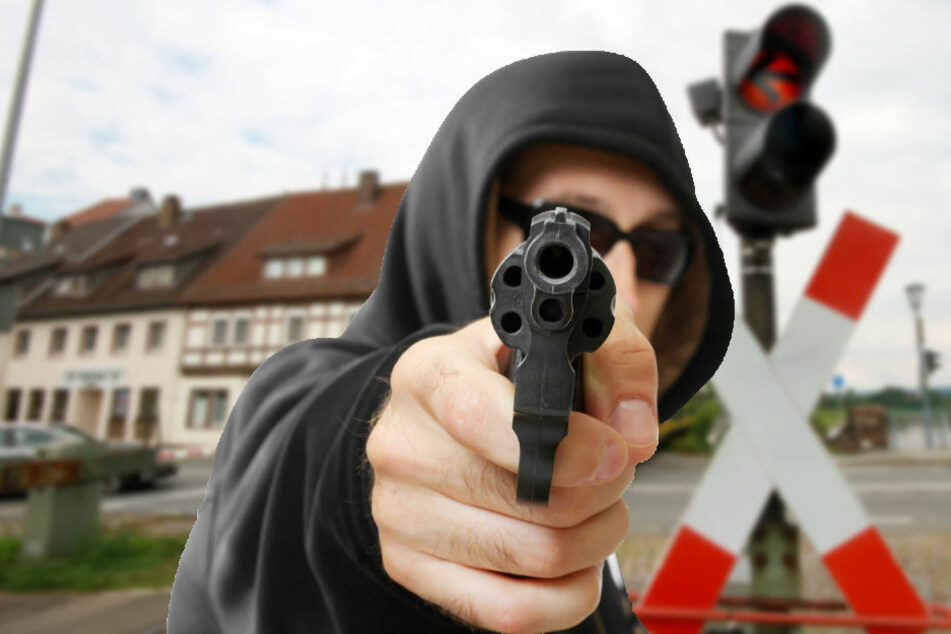 Der Mann griff einen 30-Jährigen mit der Schreckschusspistole an. (Symbolbild)