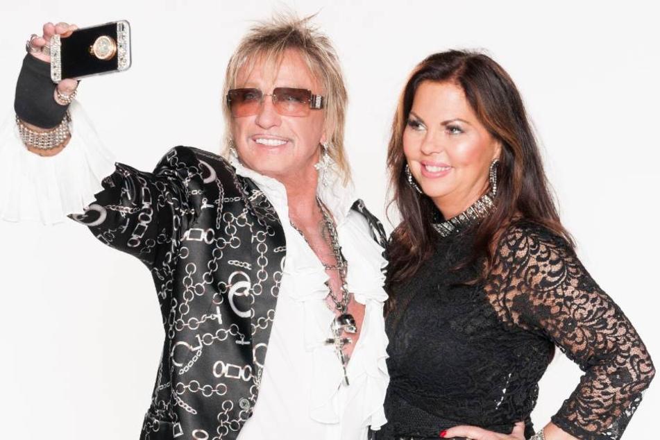 Kämpfen im RTL-Sommerhaus der Stars um 50.000 Euro: Bert Wollersheim (67) und Bobby Anne Barker (48).