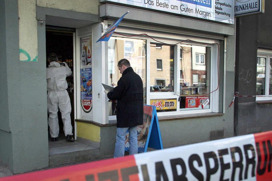 Mehmet Kubasik wurde 2006 mit mehreren Kopfschüssen in seinem Dortmunder Kiosk hingerichtet.