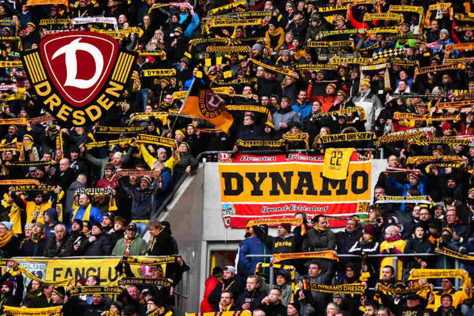 Dynamo wegen unsportlichem Verhalten der Fans zu nächster Geldstrafe verurteilt!