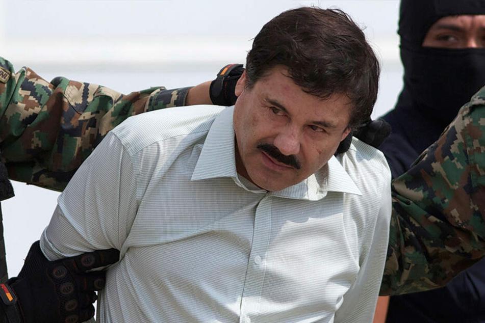 "Am Mittwoch wurde das Strafmaß gegen den mexikanischen Drogenboss ""El Chapo"" verkündet."
