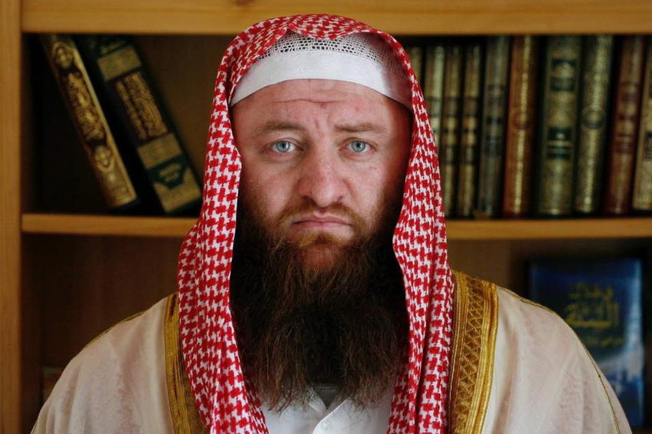 Der Imam der Al-Rahman Moschee, Hassan Dabbagh, wird vom sächsischen Verfassungsschutz beobachtet.